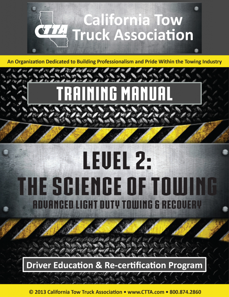 market training u2022 ctta rh ctta com Tow Truck Towing Car AAA Towing Jobs