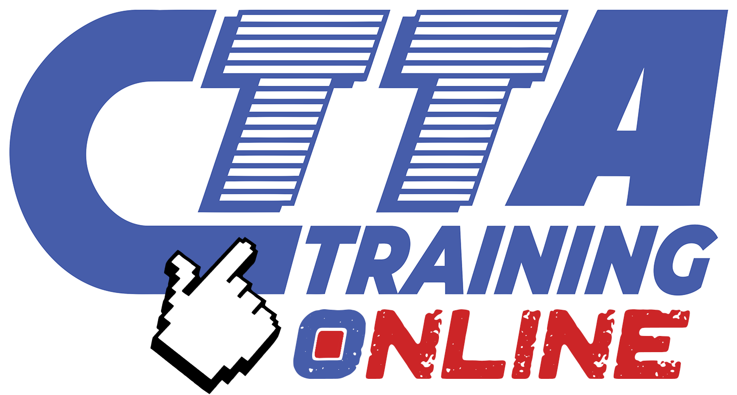 Click for CTTA Training Online